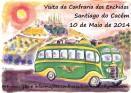 Visita da CGE a Santiago do Cacém