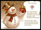 Desejos de Feliz Natal e Próspero 2018