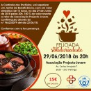 Feijoada Solidária dia 29/06/2018